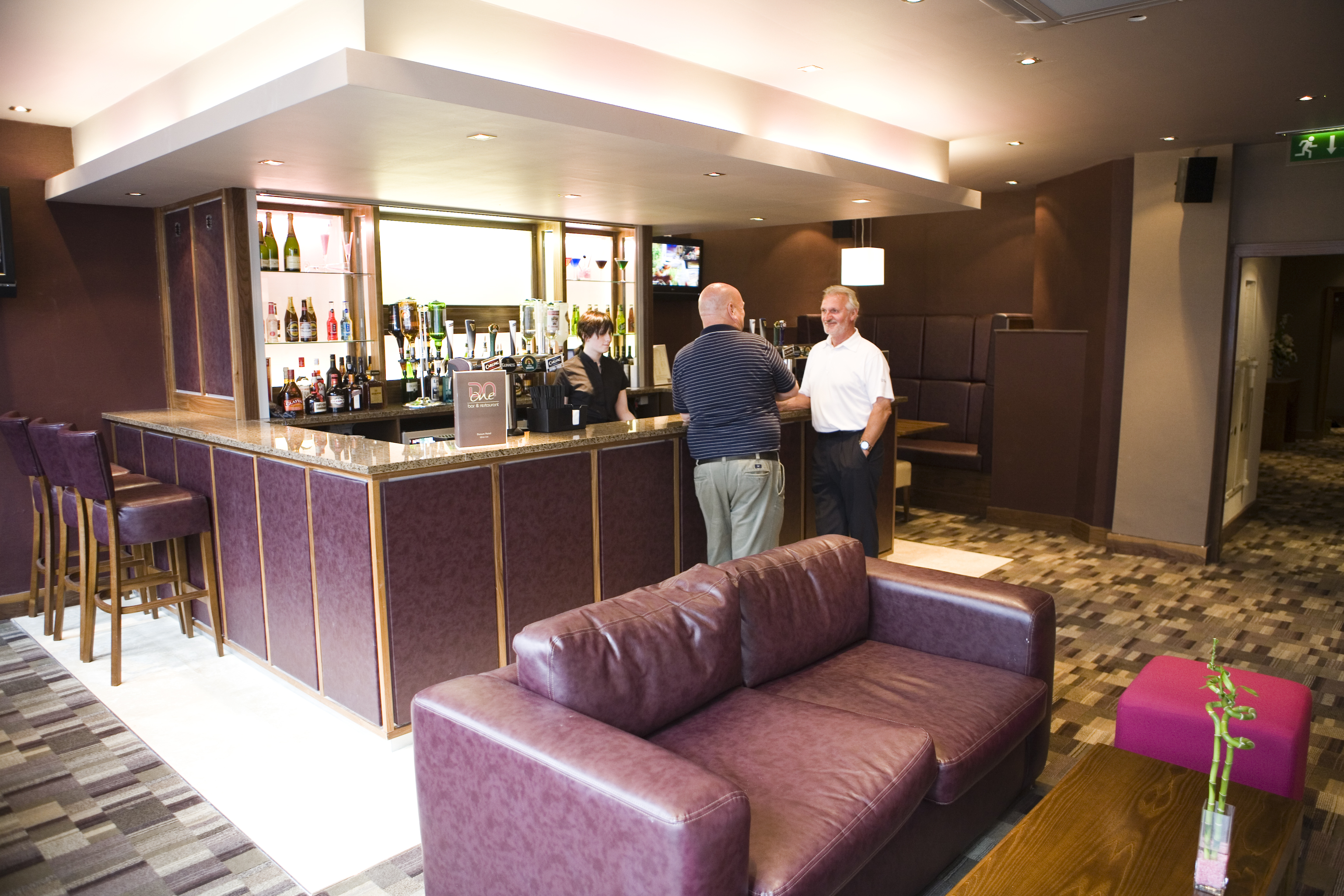 DN One Bar and Restaurant - Yorkshire