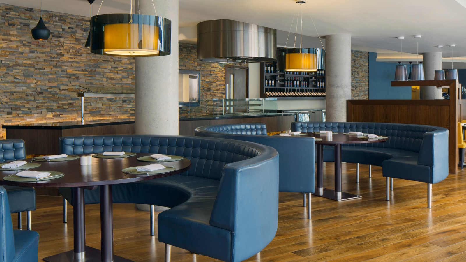 Reserve a table at Docksider at Aloft London Excel