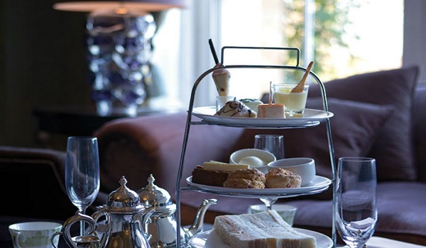 Afternoon Tea at Oulton Hall Hotel - West Yorkshire