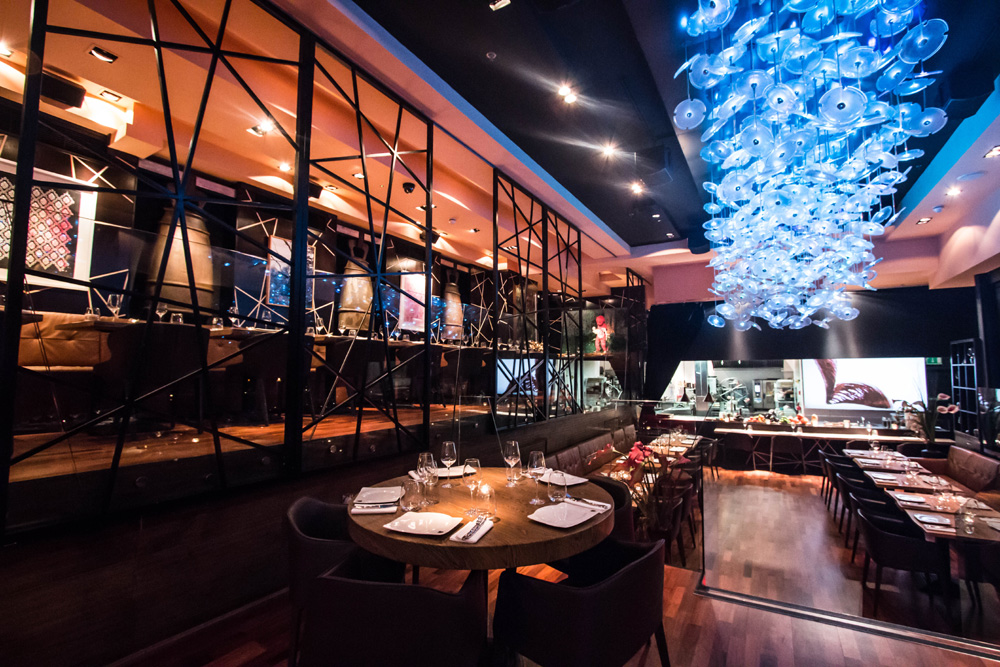 DSTRKT Restaurant - London