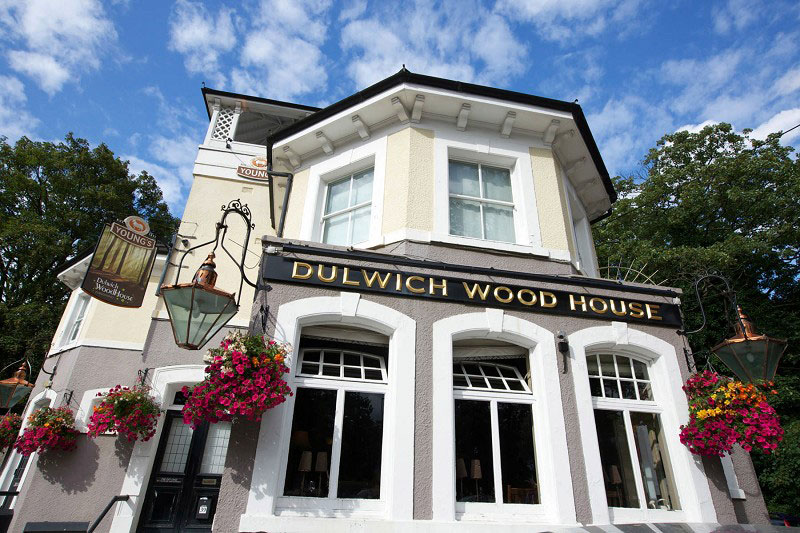 Reserve a table at Dulwich Wood House