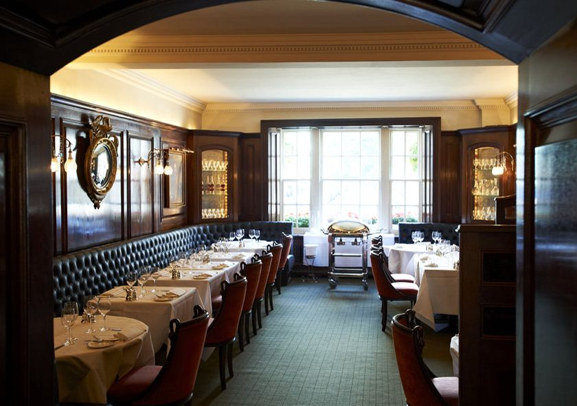 Durrants Grill Room, London - London