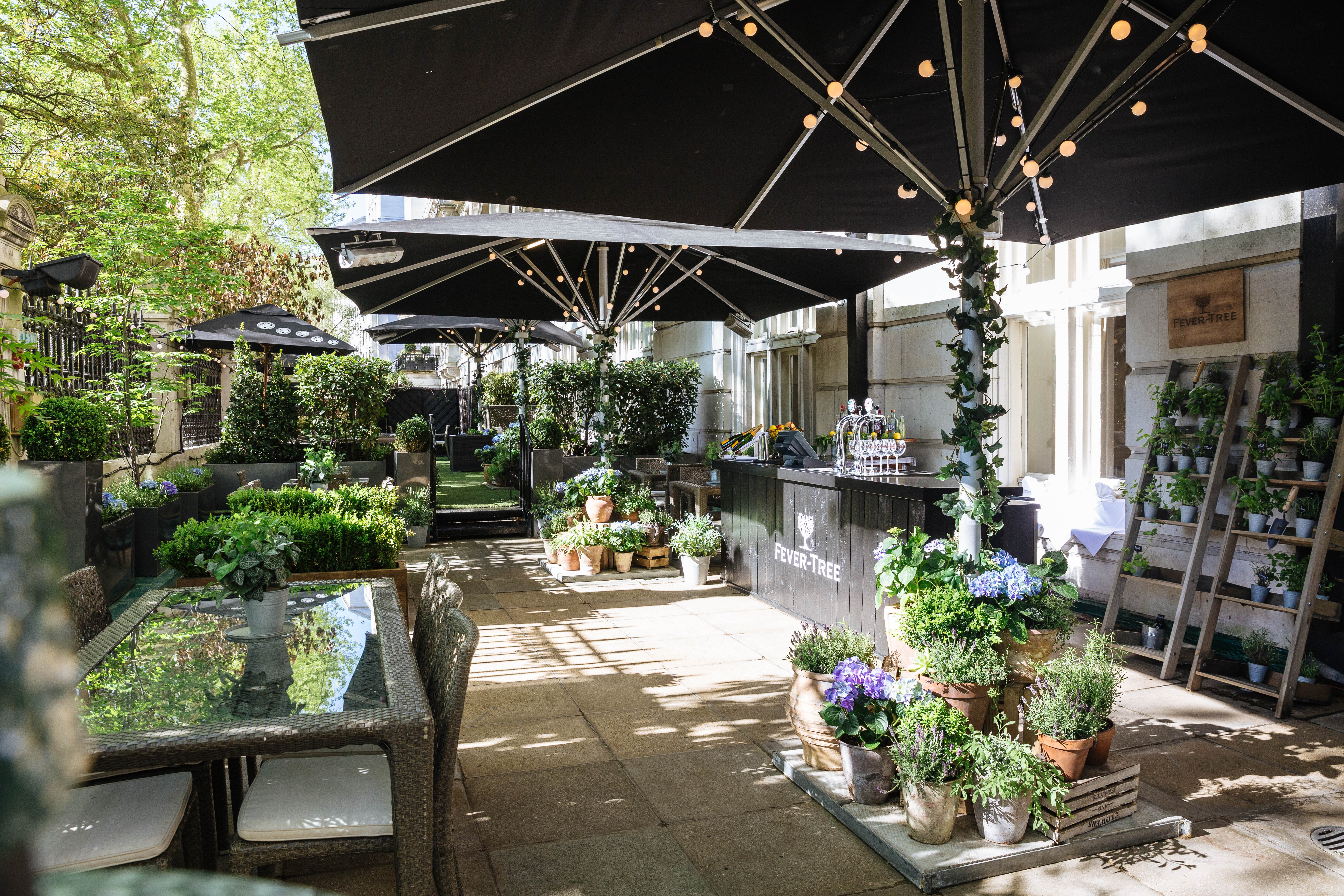 Image of The Terrace at The Royal Horseguards