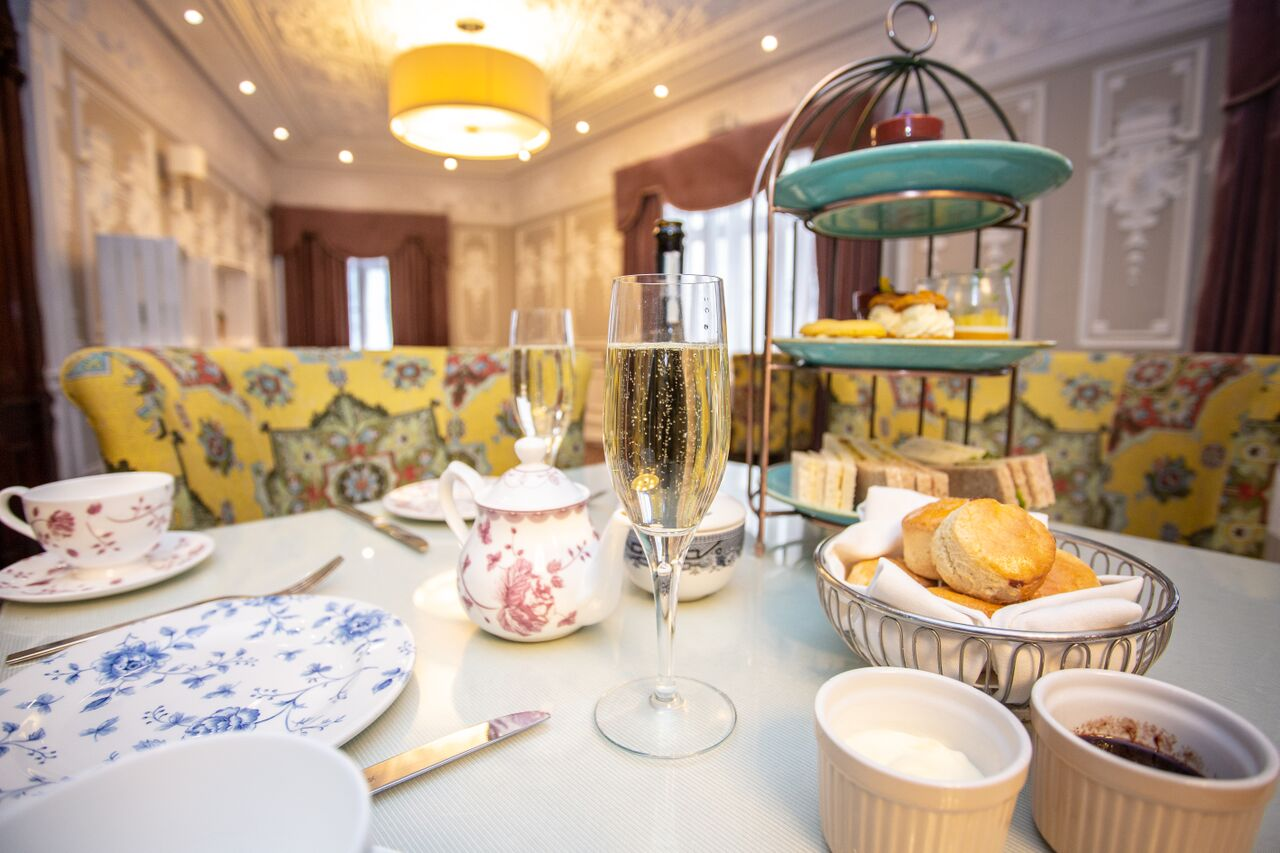 The Tea Lounge at St Ermin's
