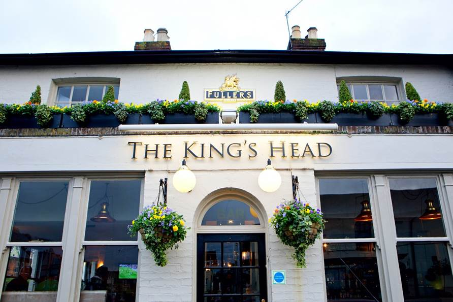 Image of King's Head - Guildford