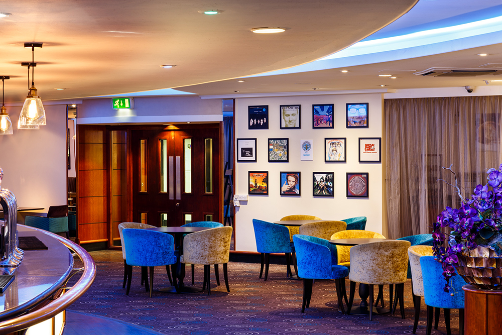 Image of LEVEL 3 at Mercure Manchester Piccadilly