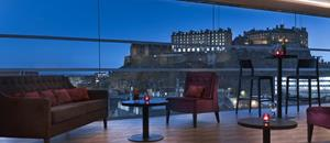 Sky Bar at DoubleTree by Hilton Edinburgh City