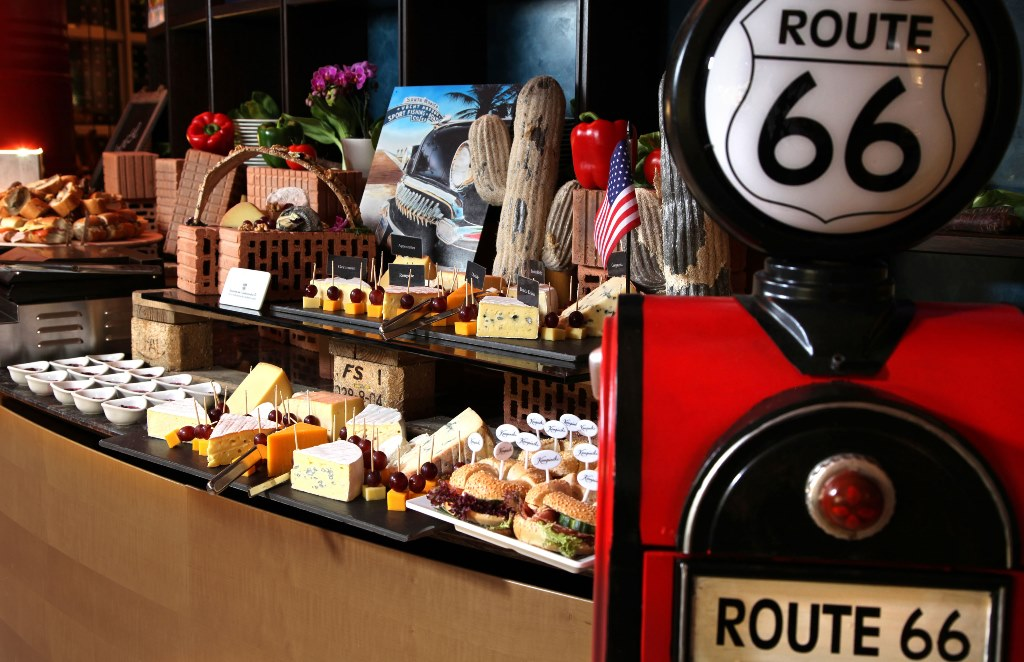 Route 66 casino sunday brunch