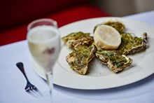 Reserve a table at Marco Pierre White Wheeler's Oyster Bar & Grill Room
