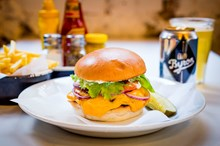 Reserve a table at Byron - Spitalfields