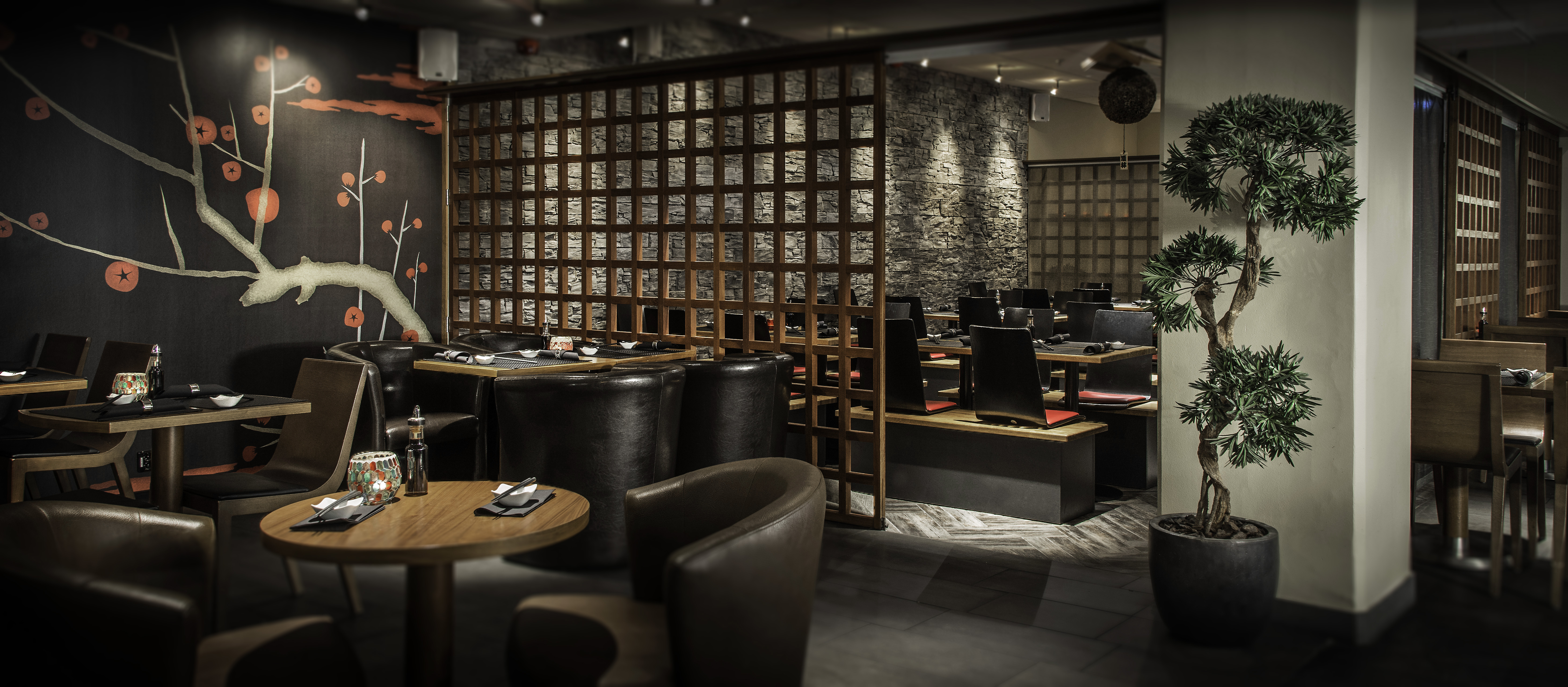 East West - Sushi, Grill, Lounge - Örebro
