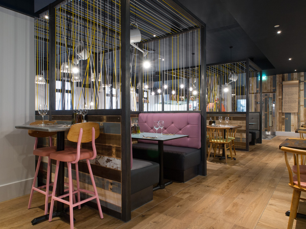 Image of Zizzi - Birmingham Brindley Place
