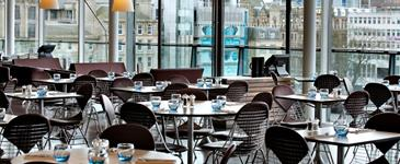 Forth Floor Brasserie, Harvey Nichols Edinburgh
