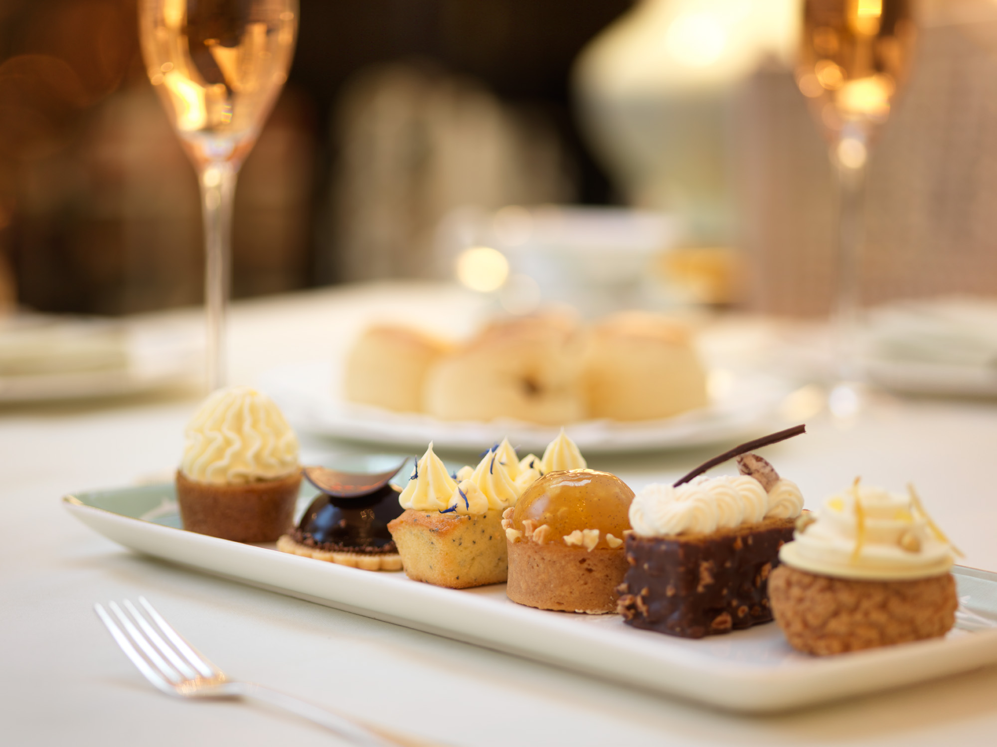 Image of Afternoon Tea at The Savoy