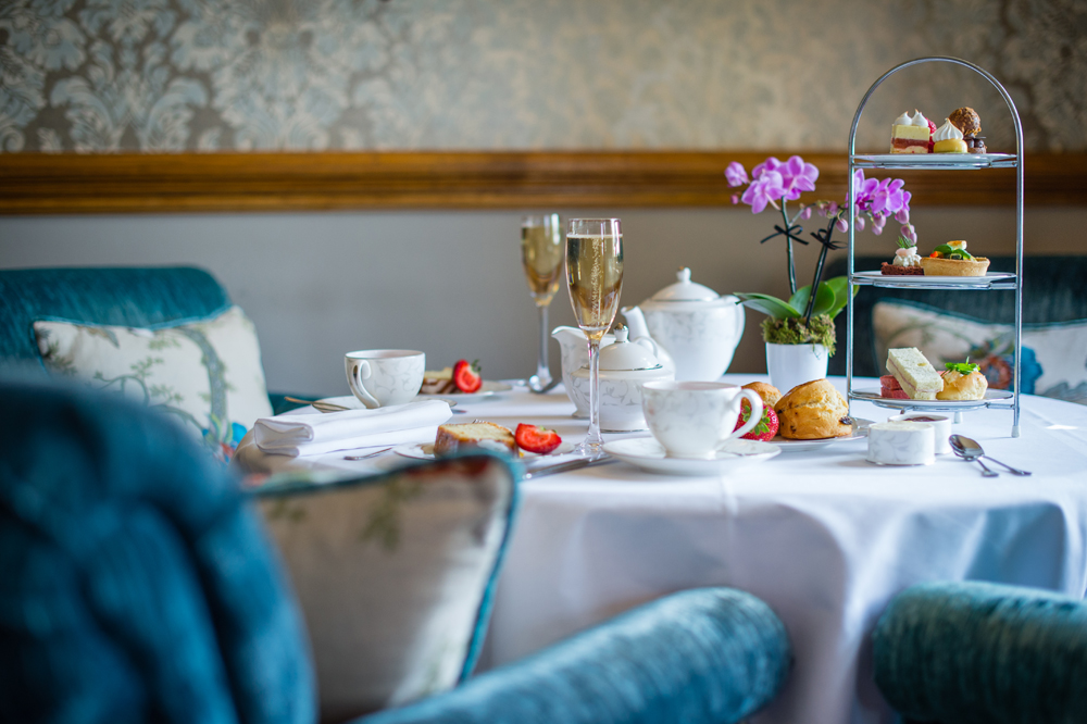 Image of Afternoon Tea at South Lodge - Horsham