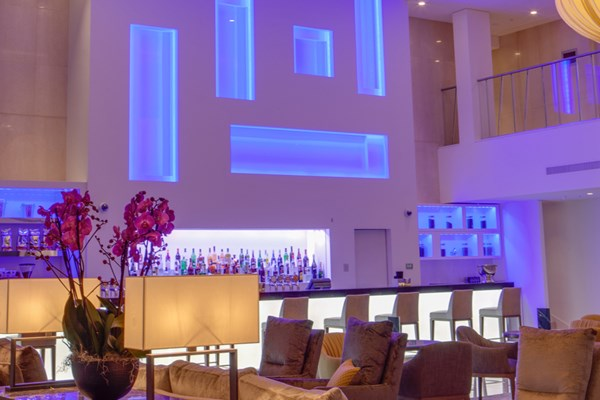 Edg Bar at the Hilton London Metropole - London