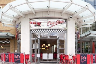 Ed's Easy Diner & BBQ Grill Basingstoke - Hampshire