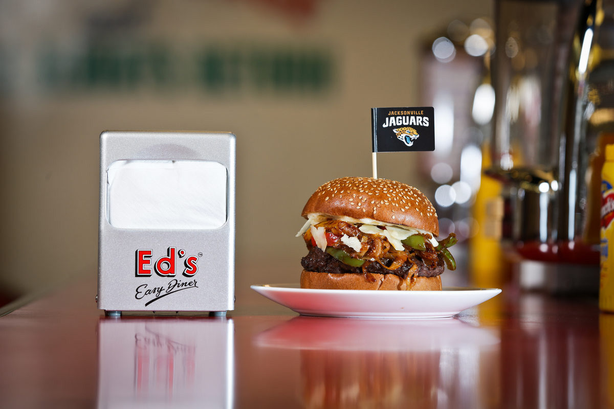 Ed's Easy Diner & BBQ Grill Gloucester Quays - Gloucestershire