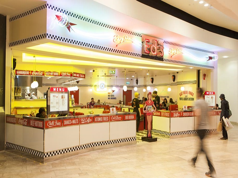 Ed's Easy Diner & BBQ Grill Wandsworth - London