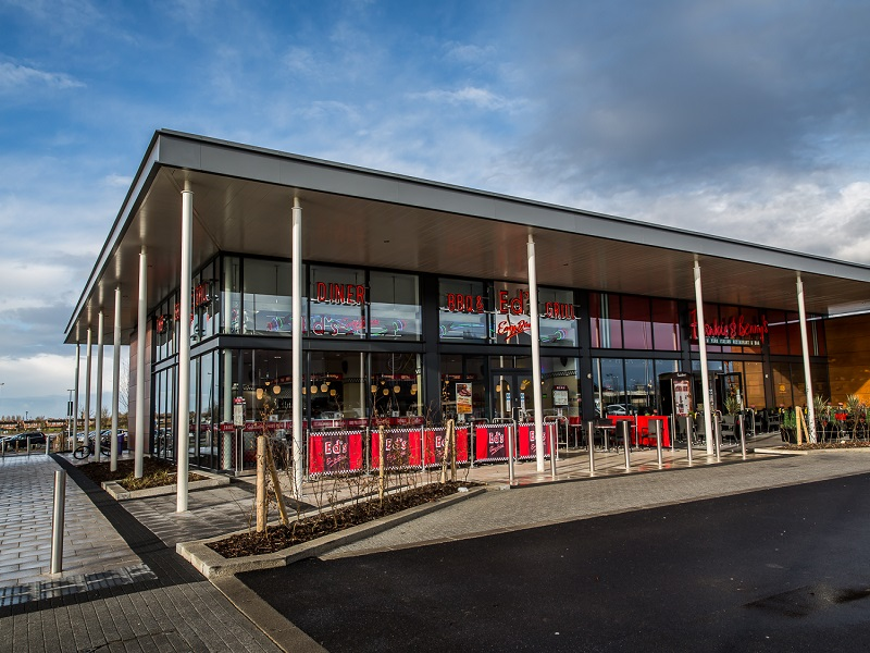 Ed's Easy Diner & BBQ Grill York Monks Cross - York