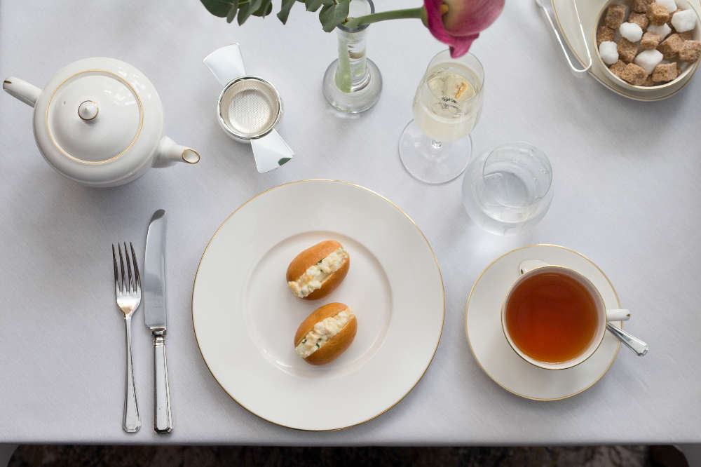 Afternoon Tea at The Midland Hotel