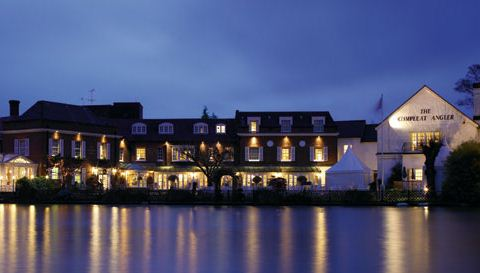 Image of The Riverside Restaurant at Macdonald Compleat Angler