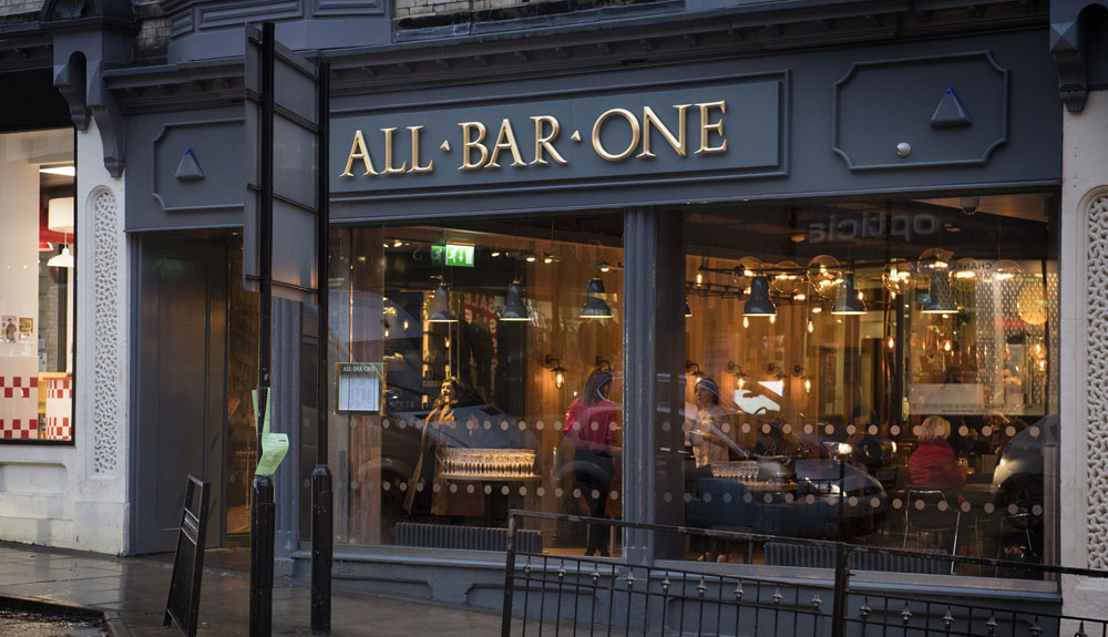 Image of All Bar One Harrogate