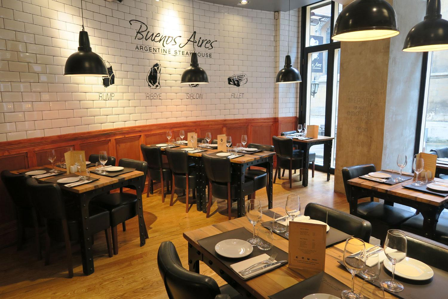 Reserve a table at Buenos Aires Argentine Steakhouse - City of London