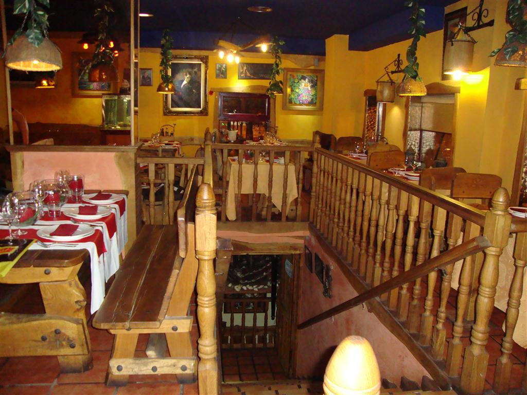 Reserve a table at El Boliche Bacán