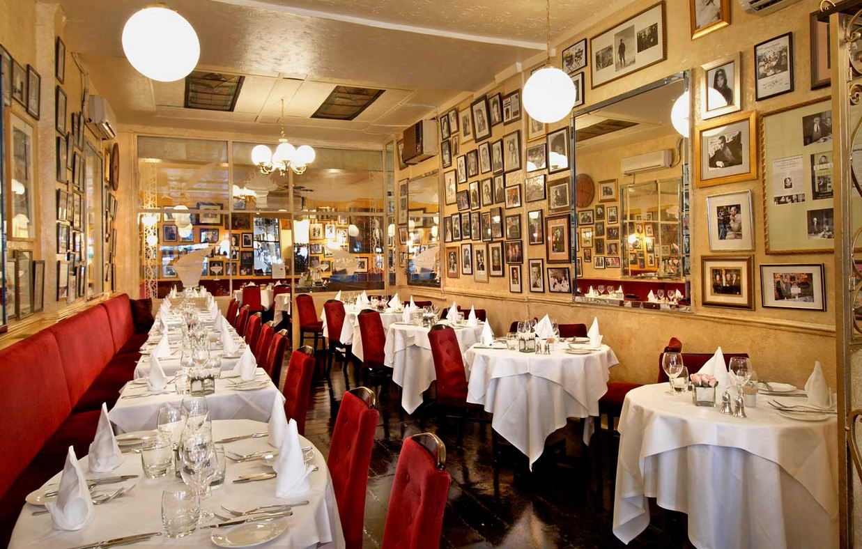 Reserve a table at Elena's L'Etoile