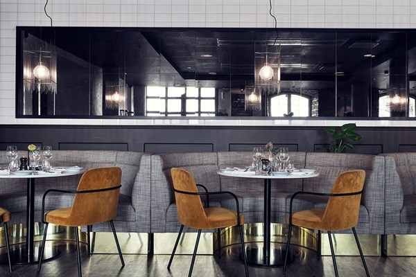 SQ Bar & Restaurang - Stockholm
