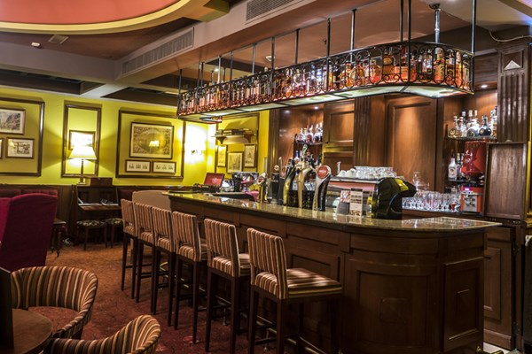 English Bar at Hilton Athenee Palace Bucharest - Bukarest