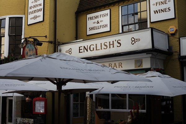 English's of Brighton - East Sussex
