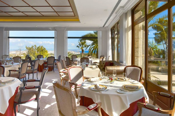 Es Castell at Castillo Hotel Son Vida - Balearic Islands