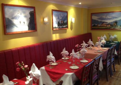 Everest Spice Nepalese and Indian Restaurant - Surrey