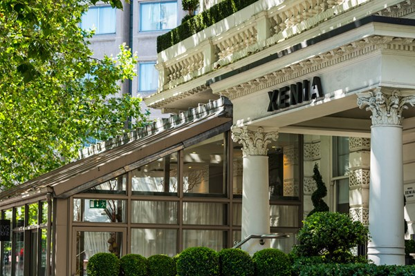Evoluzione at Hotel Xenia - London