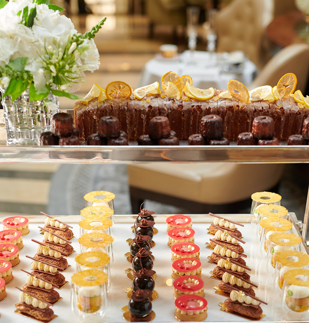 Image of Afternoon Tea at Corinthia London