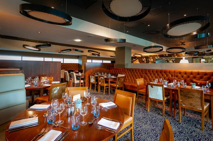Scottish Steakhouse at Macdonald Manchester Hotel & Spa
