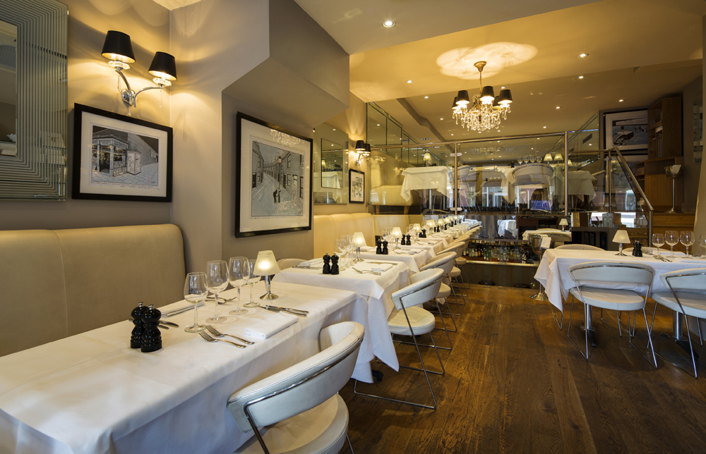 Marco Pierre White - London Steakhouse Co. - Chelsea