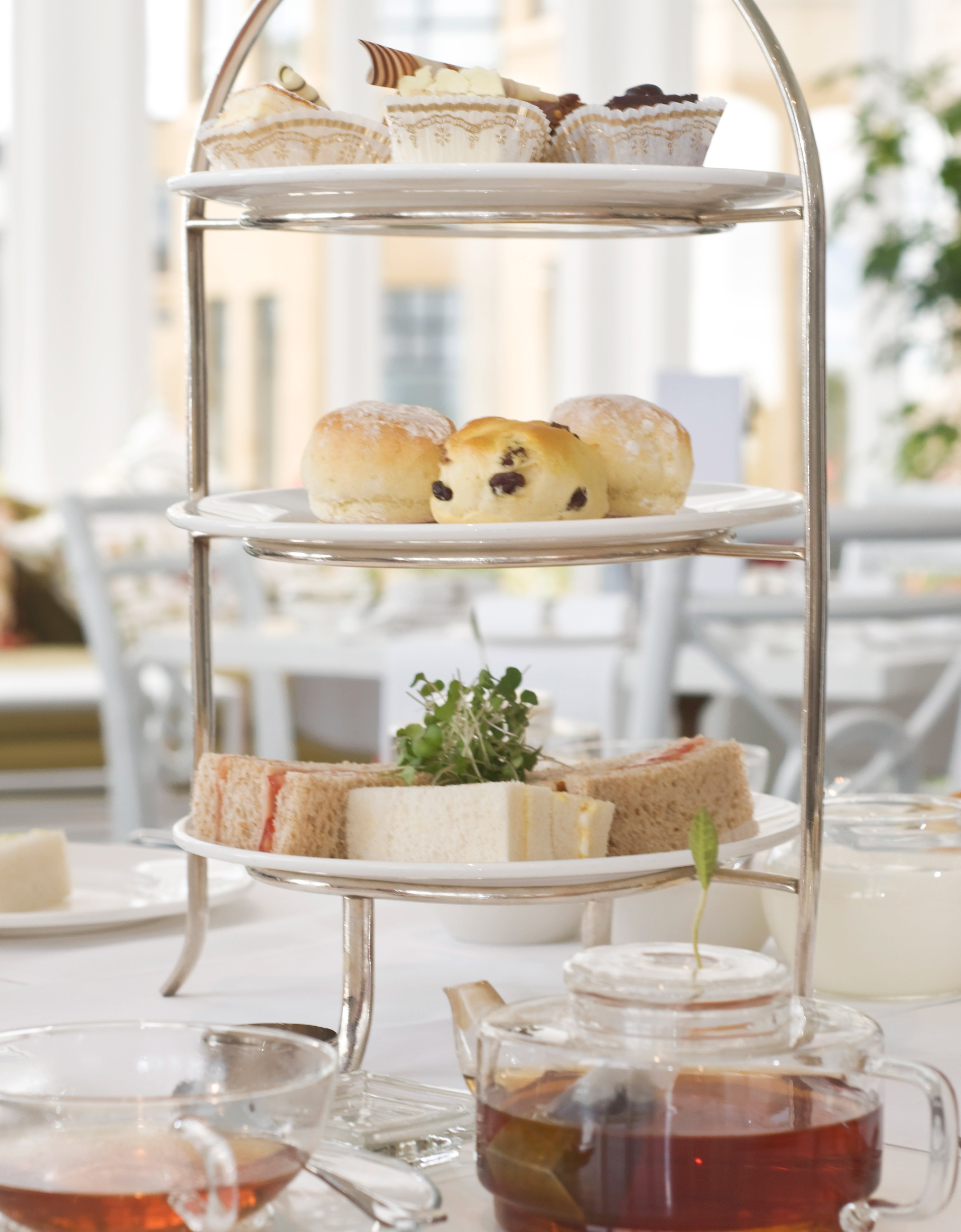 Image of Afternoon Tea at the Old Course Hotel