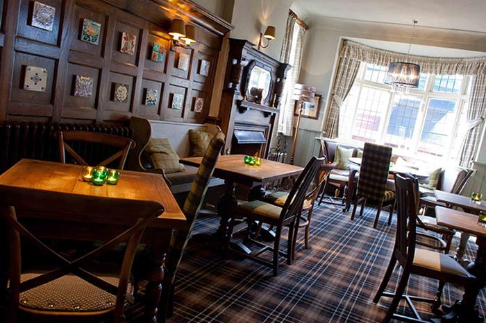 The Otter Kegworth Leicestershire Bookatable