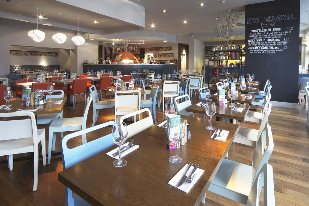 Image of Zizzi - Eastbourne