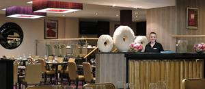 Restaurant92 at Doubletree by Hilton London - West End