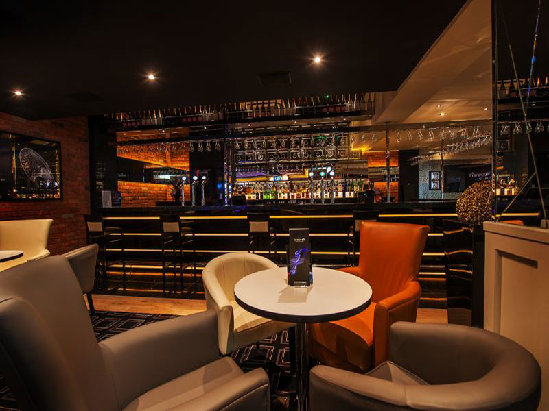 Reserve a table at Fahrenheit - Genting Club Blackpool