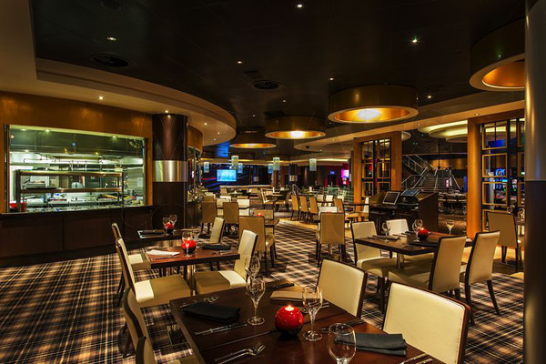 Fahrenheit Restaurant - Edinburgh Fountain Park - Edinburgh