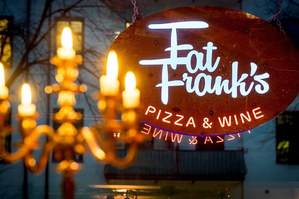 Fat Franks Pizza & Wine - Stockholm