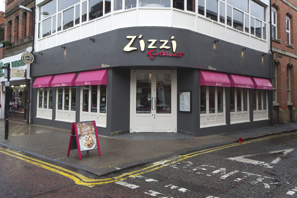Image of Zizzi - Leicester