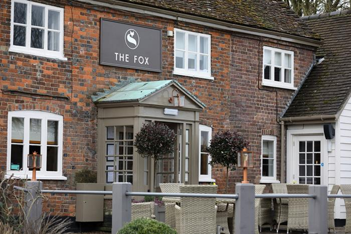 The Fox - Harpenden