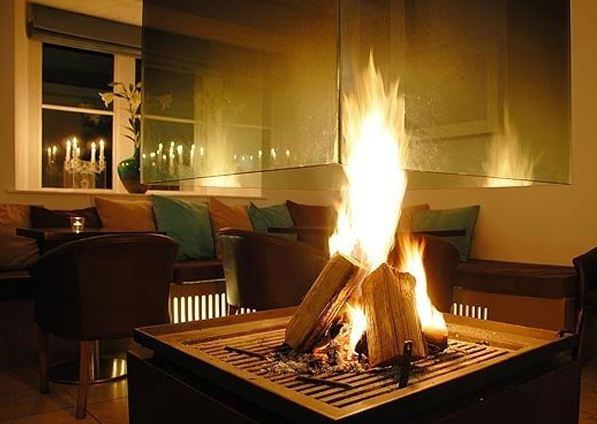 Fireside & Terrace Restaurant at The Cove Cornwall - Cornwall