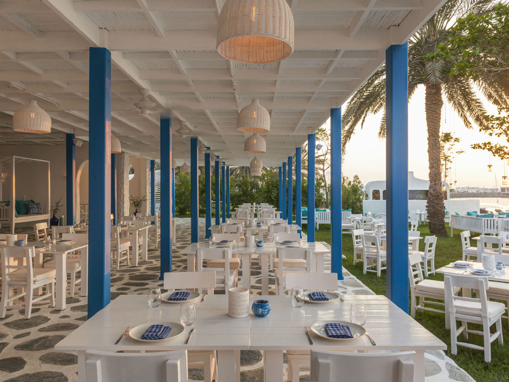 Fish Beach Taverna - Dubai